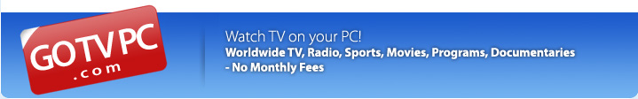 GoTvPc | Tv To Pc